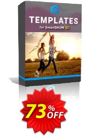 """Our Best Moments"" Slideshow Templates Coupon BOX"