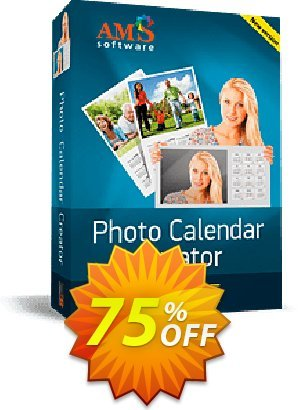 Photo Calendar Creator Deluxe Coupon BOX