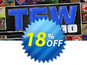 Total Extreme Wrestling 2010 PC Coupon BOX