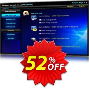 Gilisoft USB Lock - 5 PC / Lifetime Coupon BOX