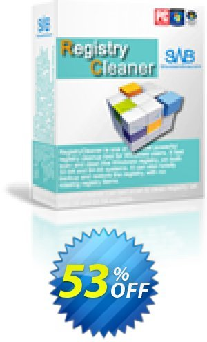 AthTek Registry Cleaner Coupon BOX