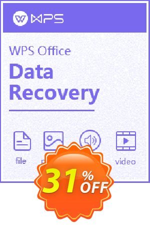Kingsoft WPS Data Recovery Master Coupon BOX