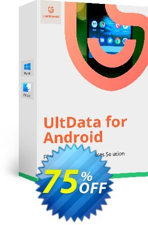 Tenorshare Android Data Recovery for Mac Coupon BOX