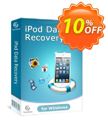 Tenorshare iPod Touch 5/others Data Recovery for Windows Coupon BOX