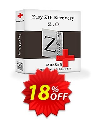 Easy ZIP Recovery Coupon BOX