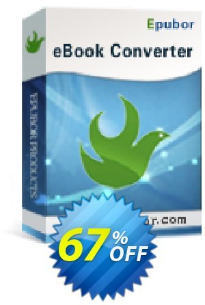 Epubor eBook Converter Coupon BOX