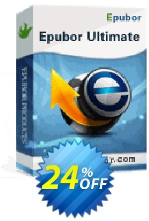 Epubor Ultimate for Win Family License Coupon BOX