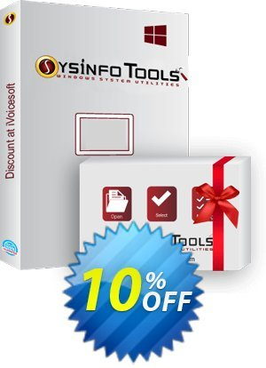 SysInfoTools Advanced Outlook Recovery Coupon BOX