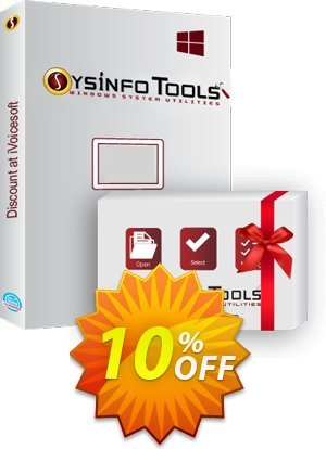 SysInfoTools Photoshop Recovery Coupon BOX