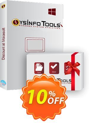 SysInfoTools MS Word DOTM Recovery Coupon BOX