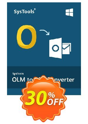 SysTools Outlook Mac Exporter Coupon BOX