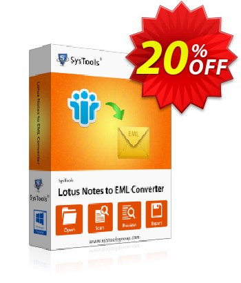 Notes Contacts to Outlook Express - Business License Coupon BOX