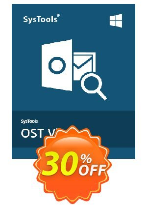 OST Viewer Pro - 100 Users License Coupon BOX