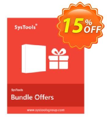 Bundle Offer - PDF Unlocker + PDF Recovery [Business License] Coupon BOX