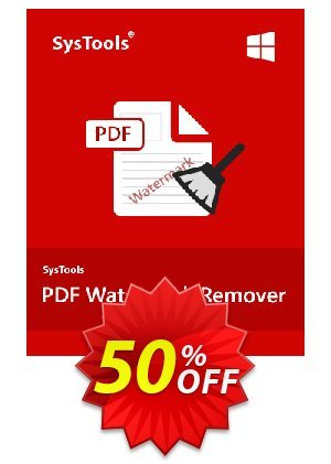 PDF Watermark Remover - Enterprise License Coupon BOX