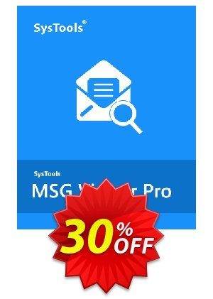 MSG Viewer Pro - Personal License Coupon BOX