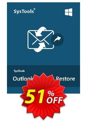 SysTools Outlook Express Restore Coupon BOX