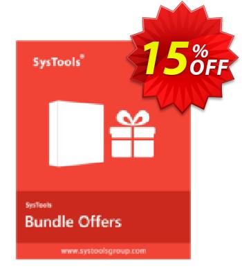 Bundle Offer - PDF Split & Merge + PDF Recovery [Enterprise License] Coupon BOX
