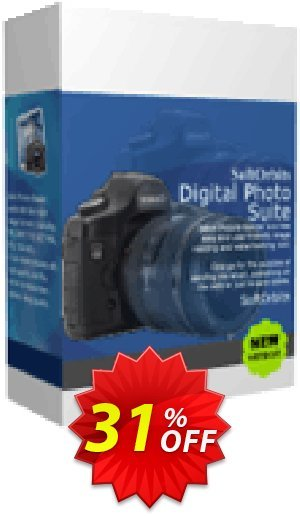 SoftOrbits Digital Photo Suite Coupon BOX