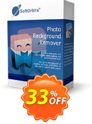 Photo Background Remover Coupon BOX