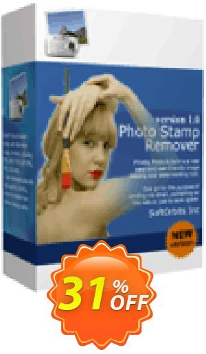 Photo Stamp Remover - Business License Coupon BOX