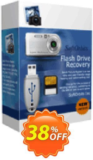 SoftOrbits Flash Drive Recovery Coupon BOX