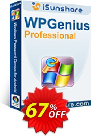 iSunshare WPGenius Professional Coupon BOX