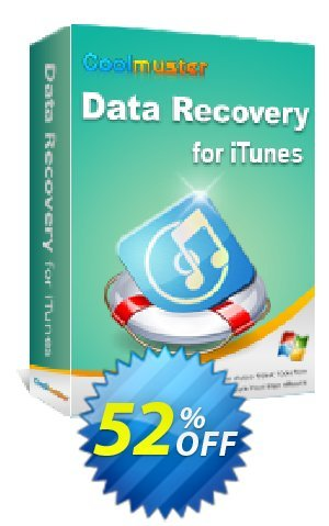 Coolmuster Data Recovery for iTunes Coupon BOX