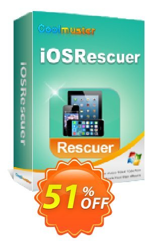 Coolmuster iOSRescuer Coupon BOX