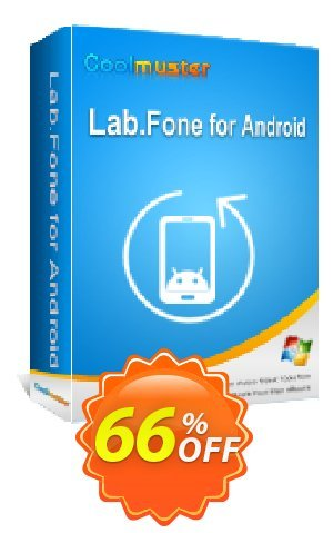 Coolmuster Lab.Fone for Android Coupon BOX