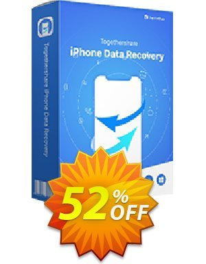 TogetherShare iPhone Data Recovery for Windows Coupon BOX