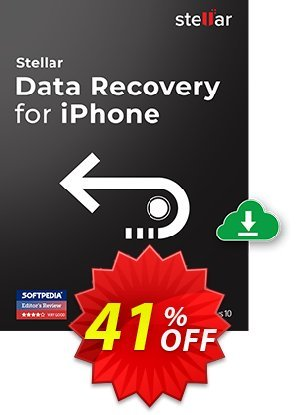 Stellar Data Recovery for iPhone Coupon BOX