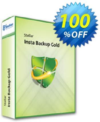 Stellar Insta Backup Gold Coupon BOX