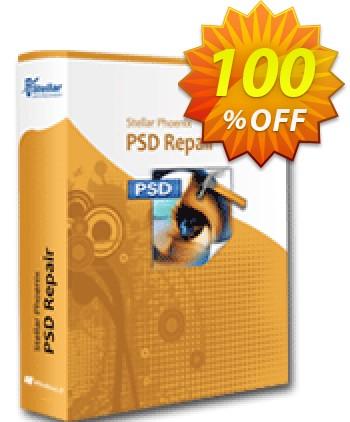 Stellar Phoenix PSD Repair Coupon BOX