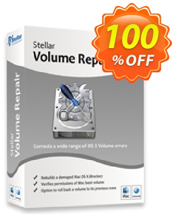 Stellar Volume Repair Coupon BOX