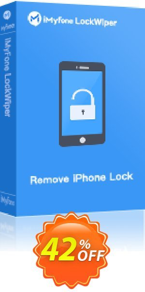 iMyFone LockWiper - Business License Coupon BOX