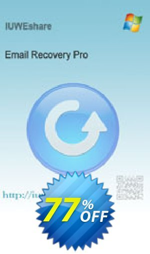 IUWEshare Email Recovery Pro Coupon BOX