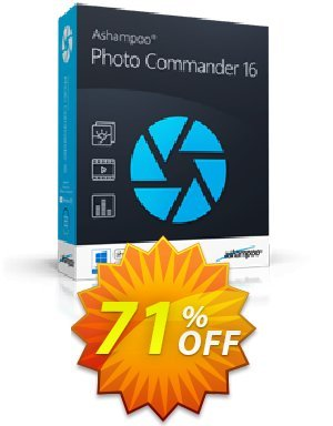 Ashampoo Photo Commander Coupon BOX