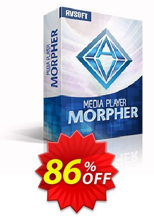Media Player Morpher PLUS Coupon BOX