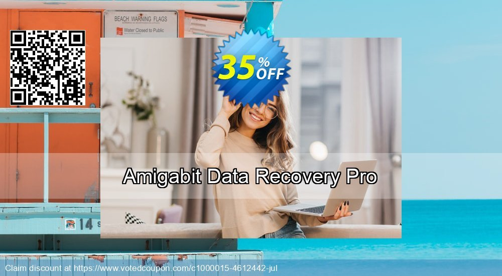 Get 35% OFF Amigabit Data Recovery Pro Coupon
