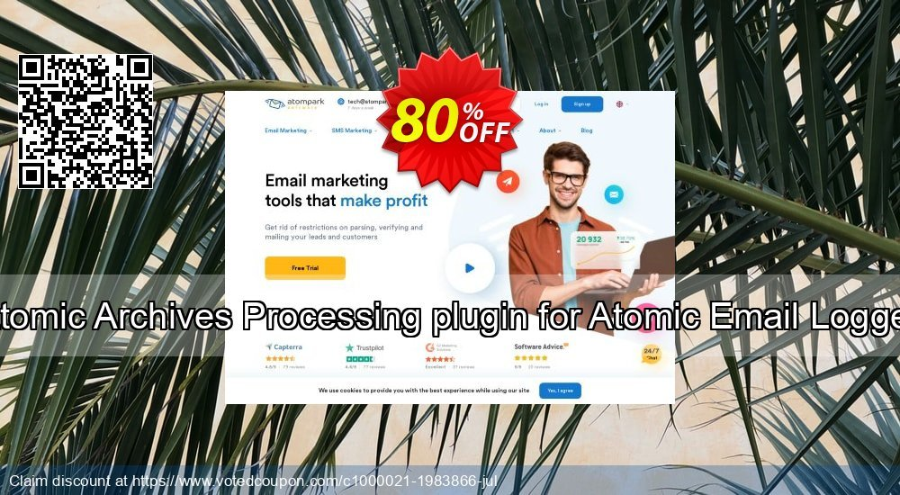 Get 100% OFF Atomic Archives Processing plugin for Atomic Email Logger offering discount