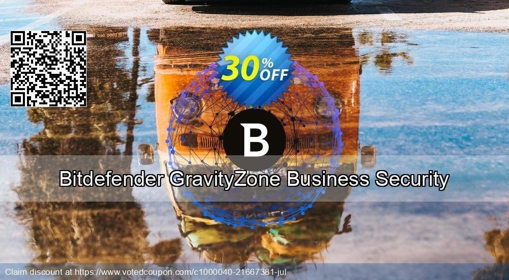Get 10% OFF Bitdefender GravityZone Business Security offering deals