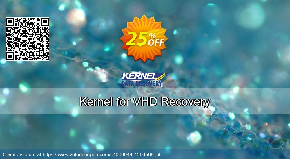 Get 10% OFF Kernel for Virtual Disk Recovery - Home User offering discount