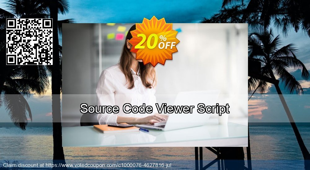 Get 10% OFF Source Code Viewer Script offering discount