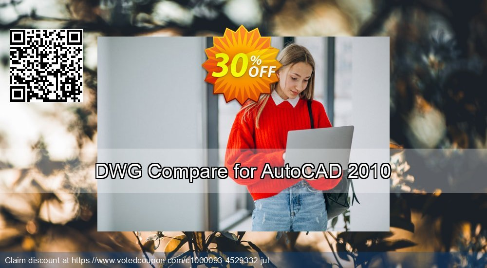Get 30% OFF DWG Compare for AutoCAD 2010 promotions