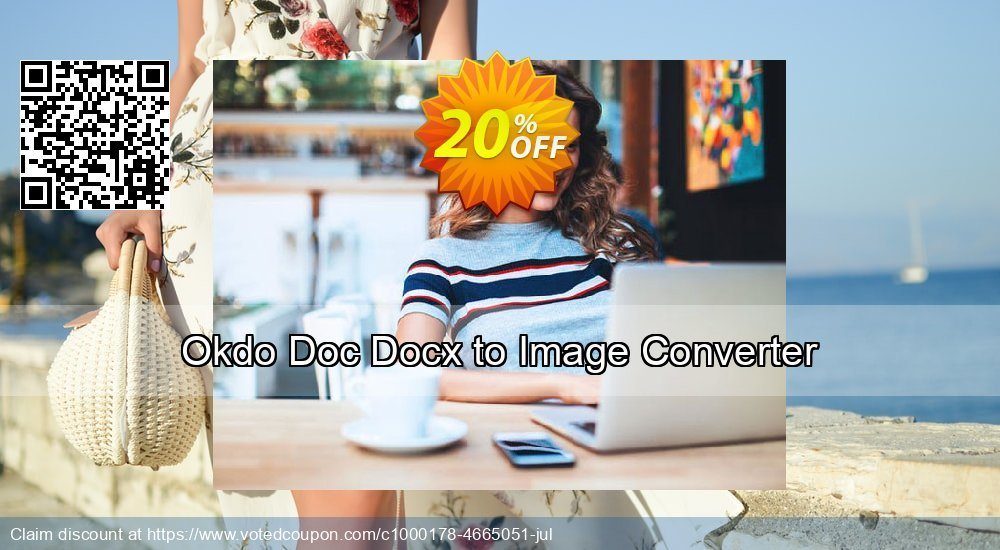 Get 20% OFF Okdo Doc Docx to Image Converter promo