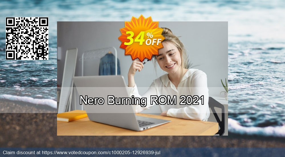 Get 33% OFF Nero Burning ROM 2019 discounts
