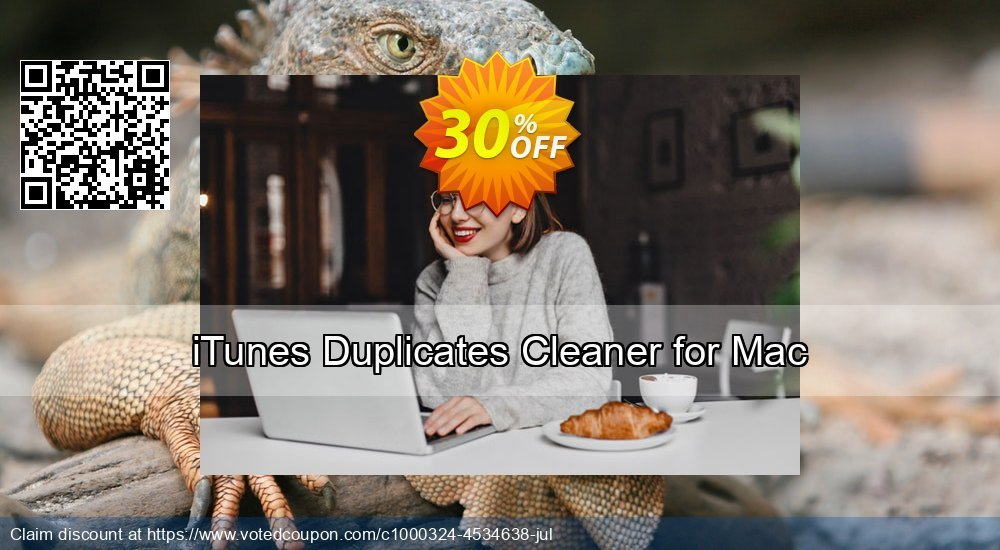 Get 30% OFF iTunes Duplicates Cleaner for Mac deals
