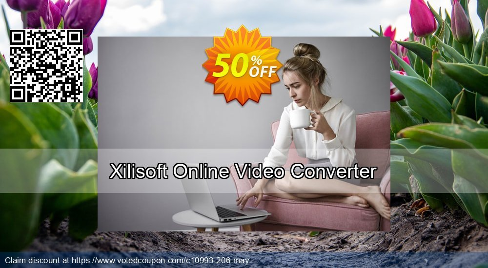 Get 50% OFF Xilisoft Online Video Converter deals