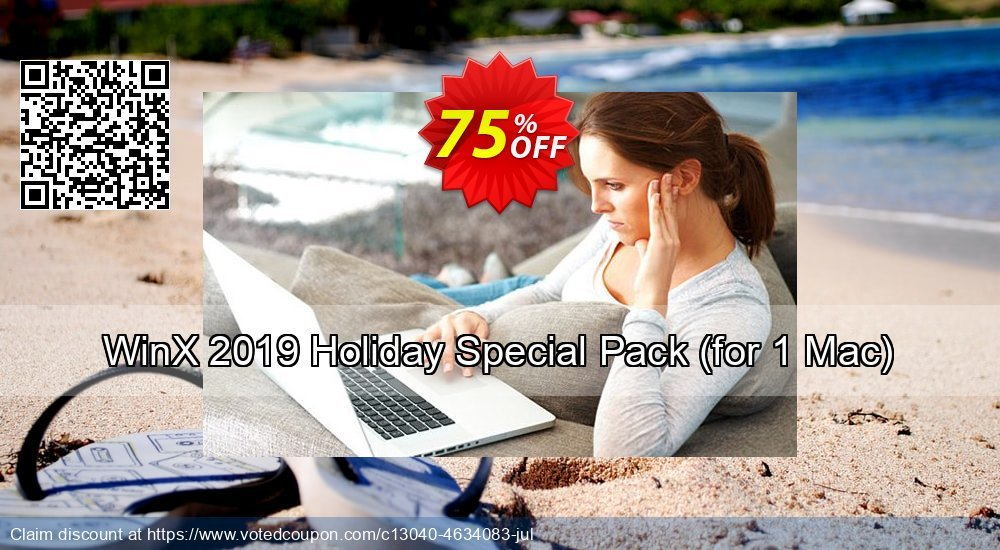 Get 10% OFF WinX 2019 Holiday Special Pack | for 1 Mac offering deals